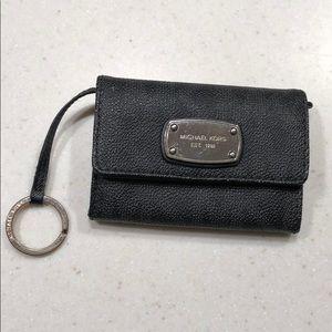Michael Kors Card Case ID Key Ring Wallet
